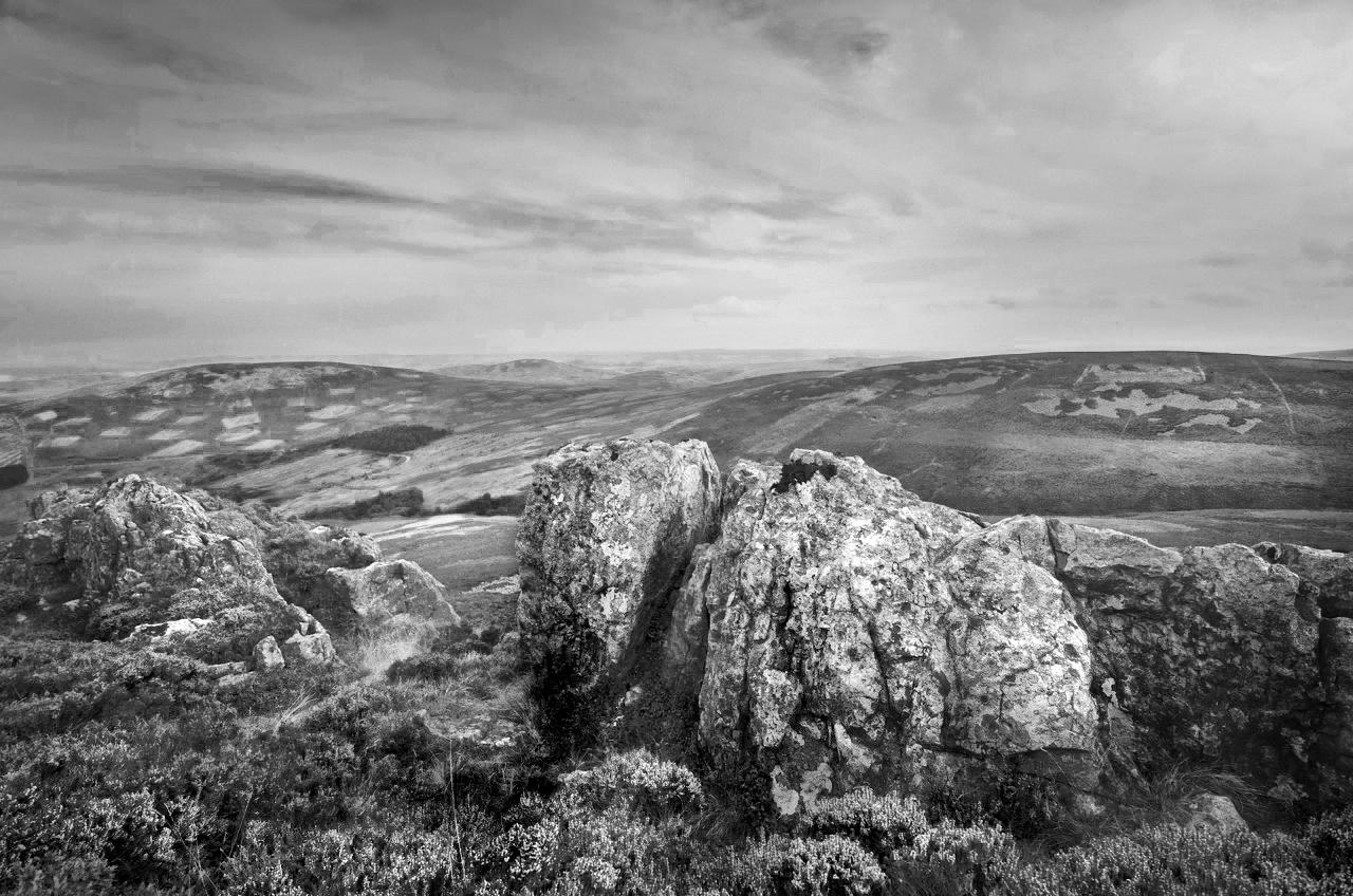 Woolhope Crag, , Cheviot Hills, Northumberland