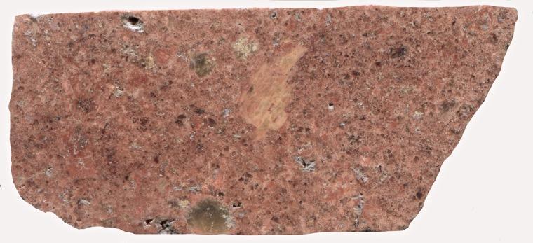 Quartz-rich intrusive rock, east of Hawsen Crags NT950232