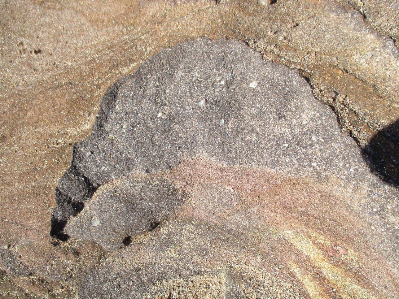 Coarse-grained sandstone